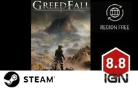 GreedFall (PC) Steam Download Key - FAST DELIVERY