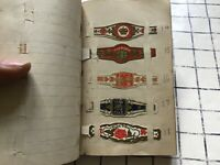 original Single Cigar Band: #14 no name but shows a nice CROWN in middle