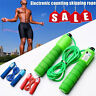3M Adjustable Speed Jump Rope Aerobic Exercise Skipping Weighted Steel Wire CR