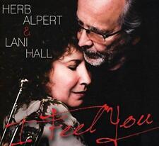 Herb Alpert And Lani Hall - I Feel You (NEW CD)
