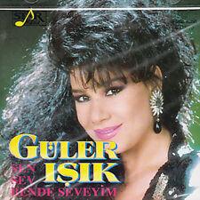 GÜLER ISIK   SEN SEV BENDE SEVEYIM   CD NEU ALBEN 1989