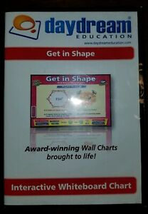 Daydream Education Get In Shape Interactive Whiteboard Chart Software