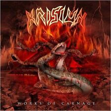 KRISIUN - Works Of Carnage  [Re-Release] LP