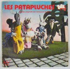 Les Patapluches 45 tours TF1