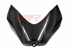2006 2007 Suzuki GSXR600 GSXR750 Twill Fuel Gas Tank Cover Fairing Carbon Fiber