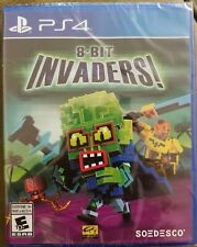 8-Bit Invaders (Sony PlayStation 4)