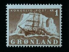 Greenland Sc #36 Mint H 1950