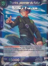 Dragon Ball Super Card Game! Trunks, pionnier du futur BT2-043 R - VF/RARE