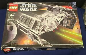LEGO Star Wars Darth Vader Tie Fighter Advanced - Incomplete - MB701