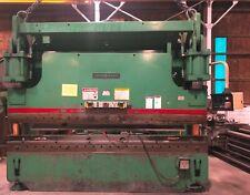 230 Ton Cincinnati Hydraulic Press Brake 230cb10 12 Oa 106 Bh 10 Str