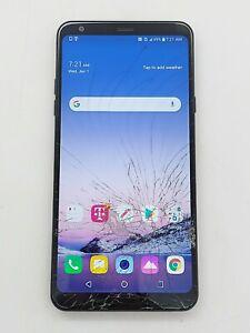 LG Stylo 4 Plus - 32GB - Aurora Black (T-Mobile) *Check IMEI*