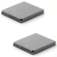 2x 3.7v 1000mAh Battery For NB-4L Canon PowerShot SD1100 SD1400 IS DIGITAL ELPH
