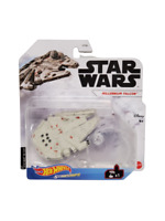 NEW SEALED 2019 Star Wars Hot Wheels Starships Millennium Falcon