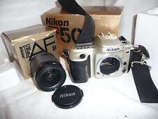 Fotocamera Nikon F50 + lenti Nikon 1:13.5-5.6D 28-80mm... K17