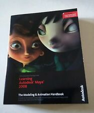 001 Learning Autodesk Maya 2008, (Official Autodesk Training Guide, includes DVD