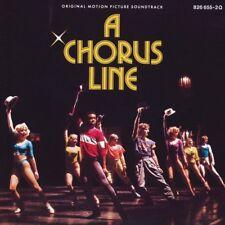 A CHORUS LINE MUSICAL SOUNDTRACK CD NEW+ !!!!!!!!!!!