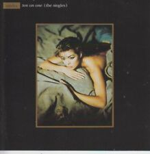 Sandra CD Ten On One (The Singles) incl: Everlasting Love, Maria Magdalena 1987