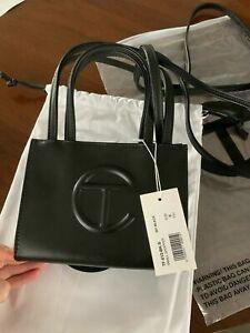 Telfar Small Black Shopping Bag *NEW*