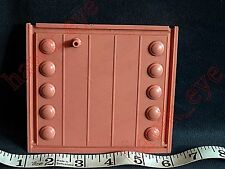 Plasticville Frosty Bar Salmon Top 0-S Scale