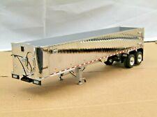 First Gear chrome East end frameless dump trailer new no box 1/50