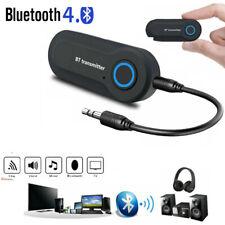 Bluetooth Audio Trasmettitore Wireless Stereo Musica Adattatore Per TV PC MP3