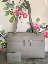 599c386f1d Modalu pipper shark   Grey shoulder bag RRP £179