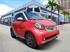 2018 smart fortwo electric drive prime 2018 smart fortwo electric drive prime 15462 Miles Red 2dr Car Electric Automati