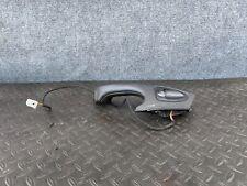 ✔ Mercedes R230 SL55 Sl600 SL550 SL500 Ventana Vidrio Arranque Botón Con / Borde