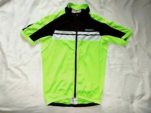 Men's Craft Cycling Jersey  Size S