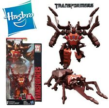 Transformers Generations Combiner Wars Legends Class CHOP SHOP 8CM New in Box