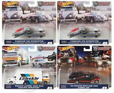 Hot Wheels 1:64 Car Culture 2018 Assortment A Team Transport FLF56-956A Case Set