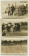 More details for 17 photos, killin, loch tay, kenmore, ferry, etc - perthshire rp postcard size