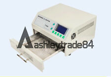 T-962 Infrared IC Heater Automatic Reflow Oven SMD BGA 180×235mm Soldering Area