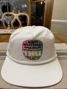 Vintage North Wilkesboro Speedway Hat