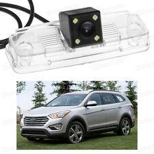 LED CCD Car Rear View Camera Reverse Backup for Hyundai Santa-Fe ix45 2013 2014