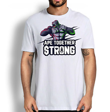Ape Together Strong Hold GME Gorilla Rocket Gamestonk Meme T-shirt