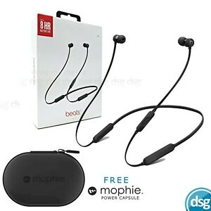 Beats X Wireless Earphones Headphones Dr. Dre Bluetooth  - Black 2019 Version