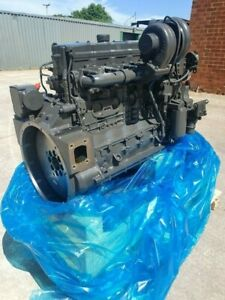 FPT 6.7 L TIER 3 ENGINE F4HE9684U j104 / PART NUMBER 504331329 - 87472401