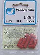 Viessmann 6884 BOCCOLE Arancione, 10 pezzi # NUOVO in scatola originale #