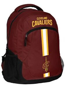 NBA Cleveland Cavaliers Action Backpack(Travel, Work, School)