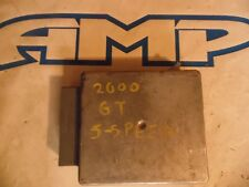 2000 Mustang GT 4.6L 5Speed Computer