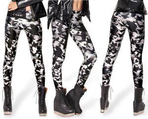 S-4XL Black Crow Raven Patterned Printed Girls Plus Cozy Women Leggings Pants