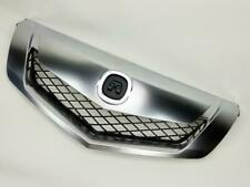 NEW ACURA TL 09-11 Front Upper Grille Grill Satin Finished Moulding whole PC KIT