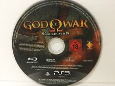 God of War Collection (Sony PlayStation 3, 2009) PAL Version - Disc Only