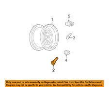 GM OEM-Tire Wheel Valve Stem 274288
