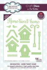 CREATIVE EXPRESSIONS Sue Wilson NECESSITIES Home Tweet Home CED23025 BIRDHOUSE