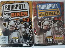 Ruhrpott Bikes 1 - 6 RAR - Biker Harley Davidson Werkstatt, Helge Schneider