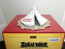 William Britains Zulu War British Bell Tent Item Number 20070 Boxed