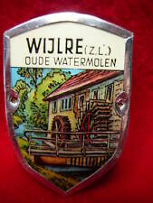 Wijlre oude Watermolen medallion stocknagel G1907