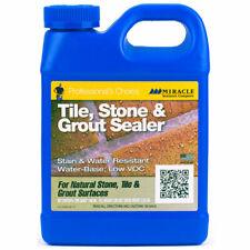 Miracle Sealants Tile Stone & Grout Sealer Qt
